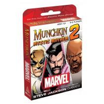 Munckin Marvel 2 Mystic Mayhem