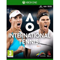 AO International Tennis...