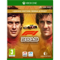 F1 2019 Legends Edition...