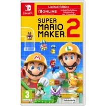 Super Mario Maker 2  LE Switch