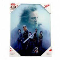 Star Wars Last Jedi Glass...