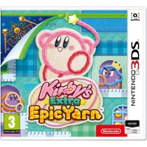 Kirby's Extra Epic Yarn N3ds