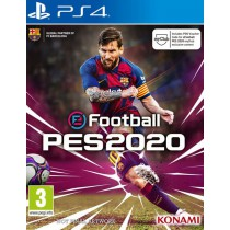 Efootbal Pes 2020 PS4