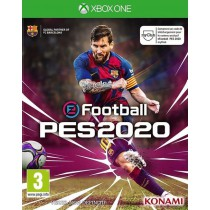 Efootbal Pes 2020 Xbox One