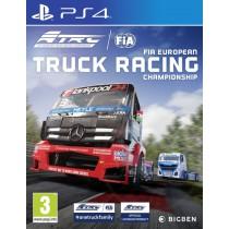 FIA European Truck Racing  PS4