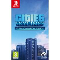 Cities Skylines Nintendo...