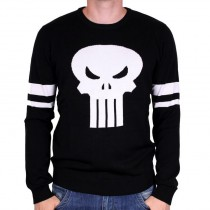 Marvel Pull Over  Punisher Logo