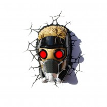 Marvel 3D Deco Light Starlord