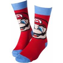 Nintendo Mario Crew Socks