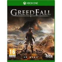 Greed Fall XboxOne