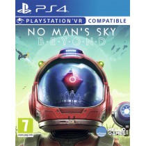 No Man's Sky Beyond PS4 VR