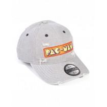 Pac-Man Cap Logo Denim
