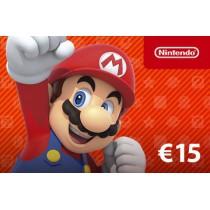 Nintendo Eshop Tegoed € 15,-