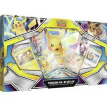 Pokemon TGC Pikachu GX &...