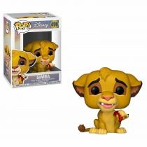 Funko POP! Disney Simba 496