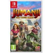 Jumanji the Videogame Switch