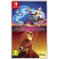 Disney Aladdin and the Lion...