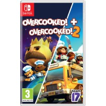 Overcooked! 1 & 2  SE Switch
