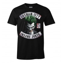 T-shirt DC Comics Insane...