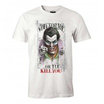 T-shirt DC Comics Vote for...