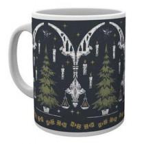 Harry Christmas Tree Paint Mug