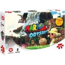 Super Mario Odyssey Fossil...