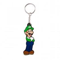 Nintendo Luigi Rubber Keychain