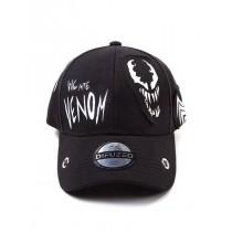 Marvel Venom Grunge cap