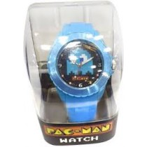 Pac-Man Watch Blue