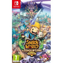 Snack World the Dungeon...