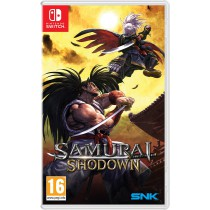 Samurai Showdown Switch