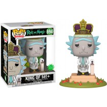 Funk POP! Rick And Morty...