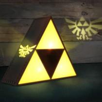 Zelda Triforce Light