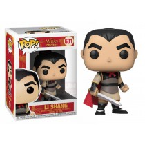 Funk POP! Disney Mulan Li...