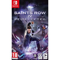 Saints Row 4 Re-Elected Switch