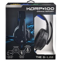 The G-LaB korp 100 Gaming...
