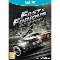 Fast & Furious Showdown WiiU