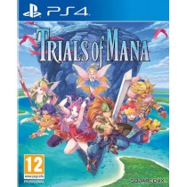 Trails Of Mania PS4