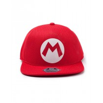 Mario Cap Met Super Mario Logo