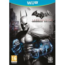 Batman Arkham City Armoured...