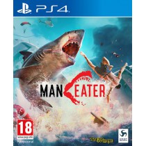 Man Eater Day One Editie ps4