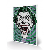 Dc Comics Woodprit The Joker