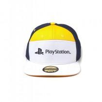 Playstation 7 Panels Snapback