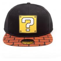 Super Mario Brick Snapback