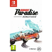 Burnout Paradise Remasterd...