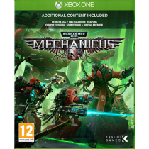 Warhammer 40.000 Mechanicus...