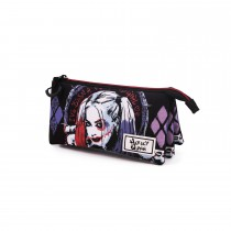 Harley Quinn Crazy Pencil Case