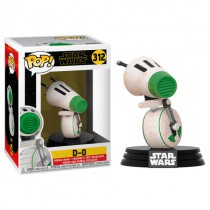 Funko Pop! Star Wars D-O 312