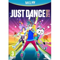 Just Dance 2018 WiiU