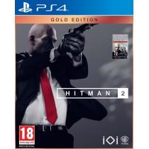 Hitman 2 Gold Editie PS4